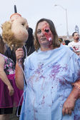 Asbury Park Zombie Walk 2013 - Medical Patient — Stock Photo