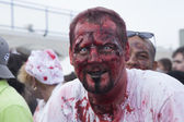 Asbury Park Zombie Walk 2013 — Stock Photo