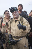 Asbury Park Zombie Walk 2013 - Ghostbusters — Stock Photo
