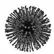 Virus closeup - Stock Photo