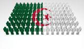 Algeria Parade — Stock Photo