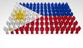 Philippines Parade — Stock Photo