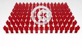 Tunisia Parade — Stock Photo