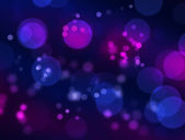 Abstract Bokeh Party Background — Stockfoto