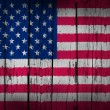 USA Flag Grunge Background — Stock Photo #21719641