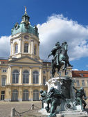 Berlin Schloss Charlottenburg Palace Germany — Stock Photo