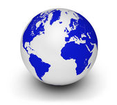 Global World Business Concept — Stock Photo