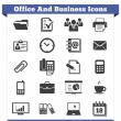 Office And Business Icons — Stock Vector #40532499