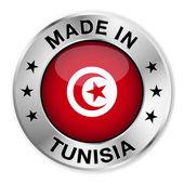 Made In Tunisia — Stock Vector
