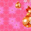 Christmas background — Stock Vector #14522147
