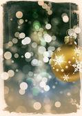 Christmas Wallpaper. Retro — Stock Photo