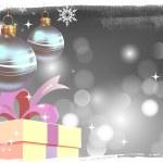 Christmas. Background — Stock Photo