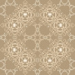 Background retro: wallpaper, pattern, seamless, vector, vintage  background texture — Imagens vectoriais em stock