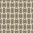 Background retro: wallpaper, pattern, seamless, vector, vintage  background texture - Stockvectorbeeld