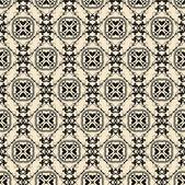 Background retro: wallpaper, pattern, seamless, vector, vintage background texture — ストックベクタ