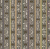 Background retro: wallpaper, pattern, seamless, vector, vintage background texture — Stock Vector