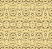 Hintergrund retro: tapete, muster, seamless — Stockvektor