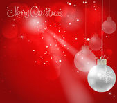 Christmas Background. Abstract Vector for your design. — Stock Vector