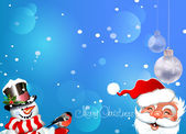 Christmas Background. Abstract Illustration for your design. — Stock Vector