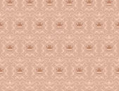 Background retro: wallpaper, pattern, vector, vintage background texture — Stock Vector