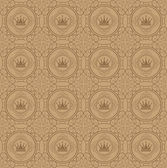 Background retro: wallpaper, pattern, seamless, vector. — Stock Vector