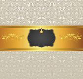 Background retro: wallpaper, pattern, seamless, vector. — 图库矢量图片