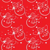 Christmas Background. Abstract Vector Illustration — ストックベクタ