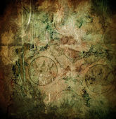 Runge background. Abstract texture. — Stock Photo