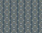 Vector fundo retrô: papel de parede, padrão, textura de fundo sem emenda, vintage — Vetor de Stock