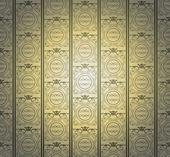 绫装饰壁纸。矢量复古花纹. — 图库矢量图片
