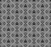 Damast decoratieve behang voor muren vintage naadloze patronen — Stockfoto