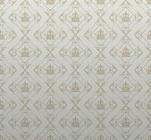 Damask decorative wallpaper. vintage patterns. — Stok fotoğraf