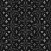 Damasco papéis decorativos para padrões sem emenda vintage de paredes — Fotografia Stock