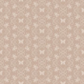 Damask decorative wallpaper for walls vector vintage seamless patterns — Stock vektor