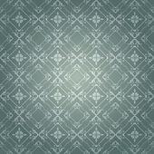Damask decorative wallpaper. vector vintage pattern. — Vetorial Stock