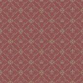 Damast dekorativa tapeter för väggar vektor vintage seamless mönster — Stockvektor