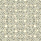 Damast decoratieve behang voor muren vector vintage naadloze patronen — Stockvector