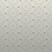 Damast Dekorativa tapet. vektor vintage mönster. — Stockvektor