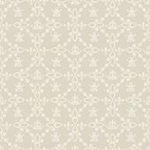Retro illustration damask decorative wallpaper for walls vector vintage seamless patterns — Stock Vector