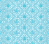 Retro illustration damask decorative wallpaper for walls vector vintage seamless patterns — Stock Vector