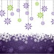 Christmas Background. Vector Illustration. — Stock Vector #15421521