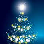 Christmas Tree. Vector Illustration. — Stock Vector #15422693