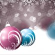Royalty-Free Stock Vektorov obrzek: Christmas Background. Vector Illustration.