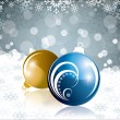 Christmas Background. Vector Illustration. — Stock Vector #15570831