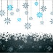 Christmas Background. Vector Illustration. — Stockvektor  #15572953