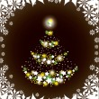 Christmas Background. Vector Illustration. — Stockvektor  #15573331