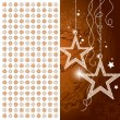 Christmas Background. Vector Illustration. — Wektor stockowy  #15574015