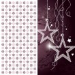 Christmas Background. Vector Illustration. — Vector de stock