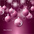 Christmas Background. Vector Illustration. — Vector de stock #15574821