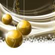 Christmas Background. Vector Illustration. — Stockvectorbeeld